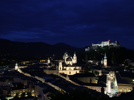 Salzburg, The Sound and Sight of Beauty