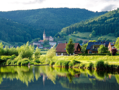 Top 5 Spots In Germany's Black Forest