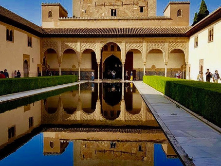 The gift of the Spanish Muslims to the World: Granada