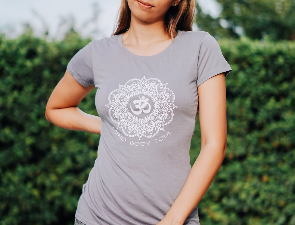 Mind Body Soul Bamboo SS Tee