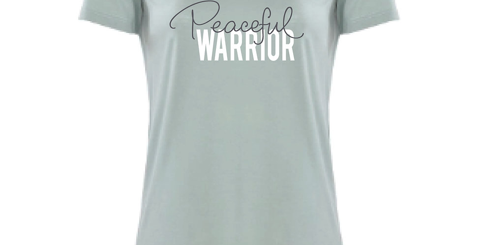 Peaceful Warrior Festival SS T