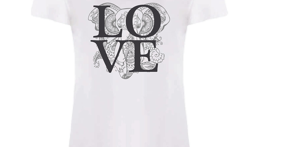 LOVE over Ganesh Festival SS T