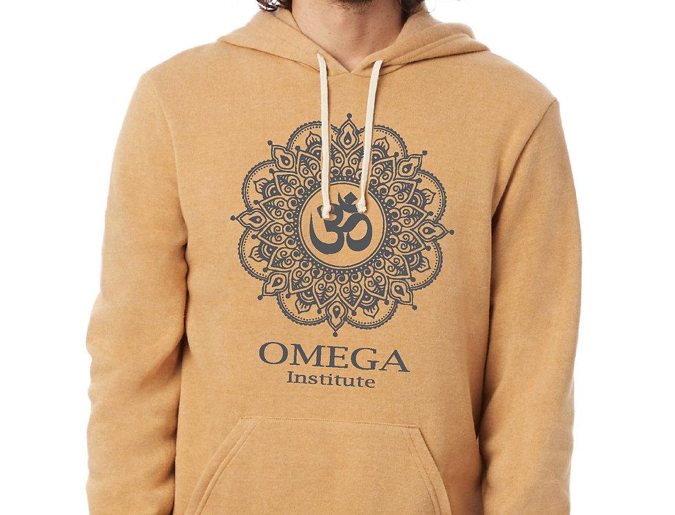 Omega Soul Mandala Eco Fleece Hoodie