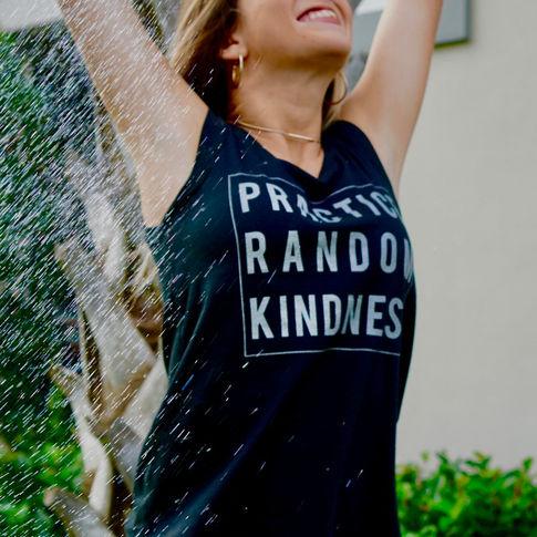Practice Random Kindness T