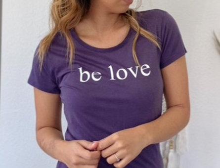 Be Love Bamboo SS Tee