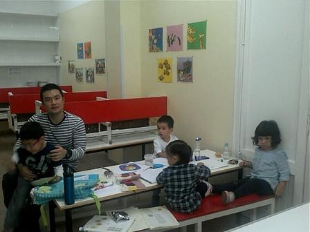2012.10.6 바르셀로나 한글학교