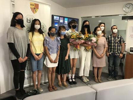 2021 바르셀로나 한글학교 졸업식 및 종강식