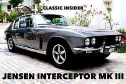 Jensen Interceptor MK III | $488K HKD (Reduced)