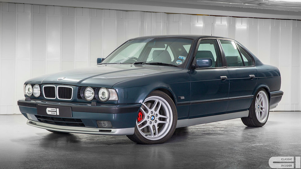 1995 BMW E34 M5 Limited Edition Manual