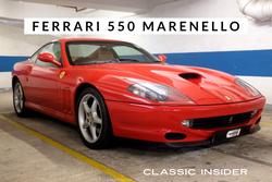 Ferrari 550 Maranello | N/A