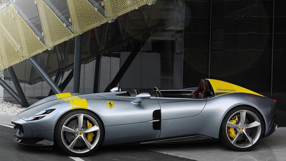 2020 Ferrari SP1