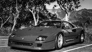 """Ferrari F40 Classiche Certified """"Cat + Non-Adjust"""" #SOLD"""