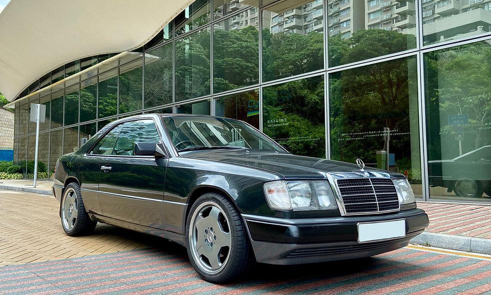 1989 Mercedes 300CE Coupe Automatic
