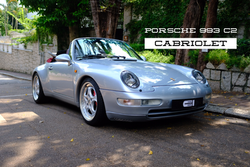 Porsche 993 C2 Cabriolet Manual | SOLD