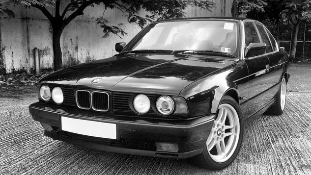 BMW E34 M5 3.6 5 Speed #SOLD