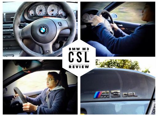 Test Drive Report Vol. 8 | BMW E46 M3 CSL