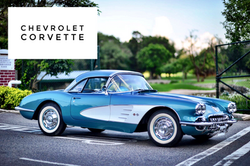 Chevrolet Corvette 1958 C1 | SOLD