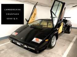 Lamborghini Countach 5000S QV | SOLD