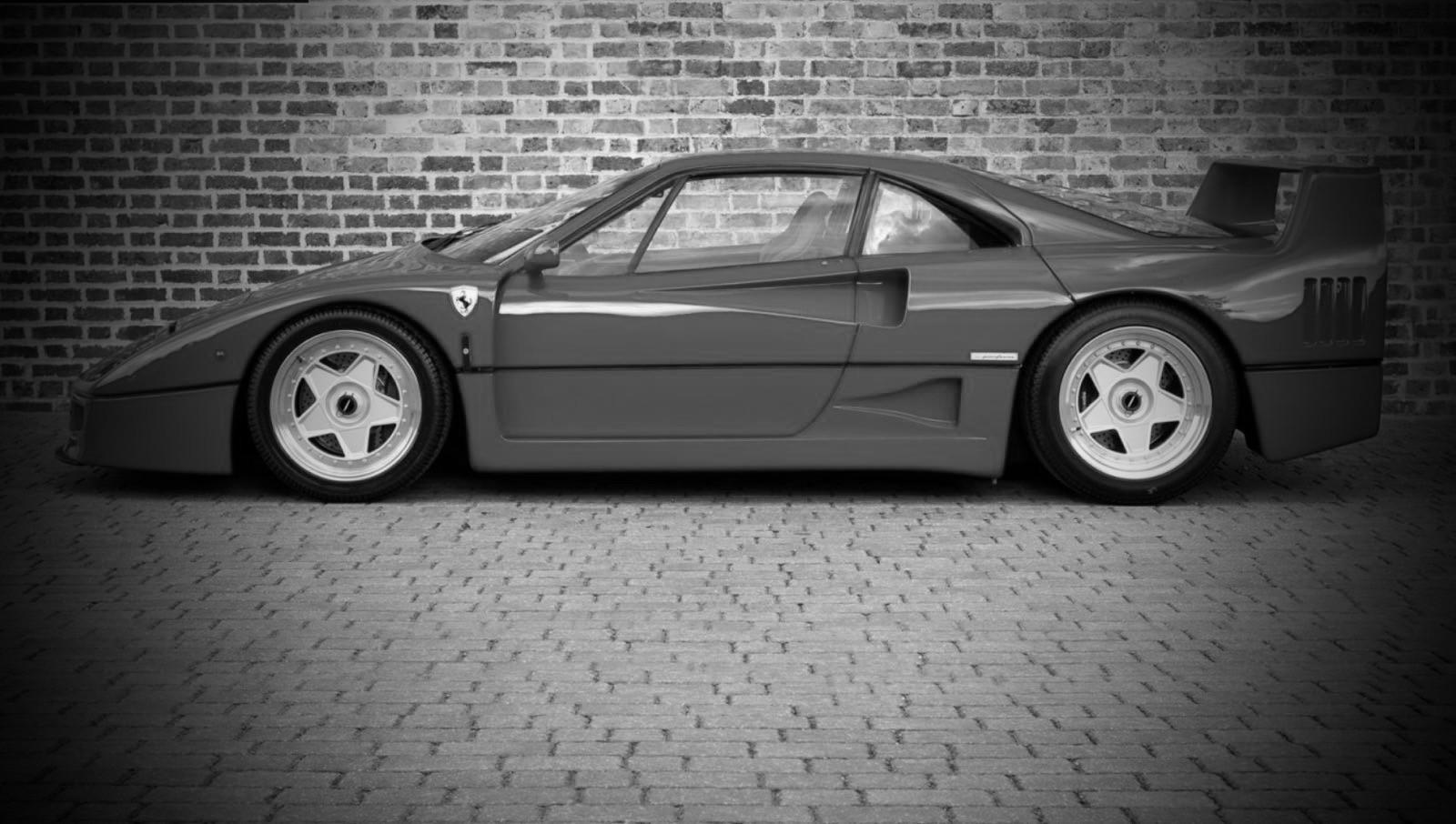 Ferrari f40 sell