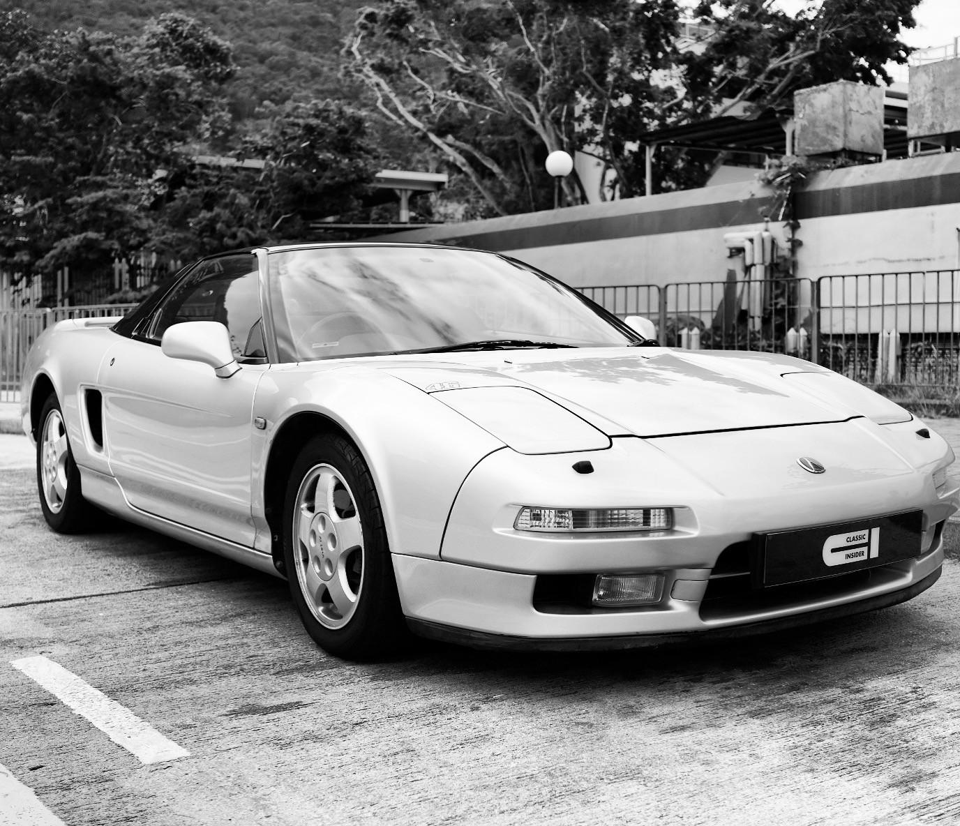 Acura NSX MT