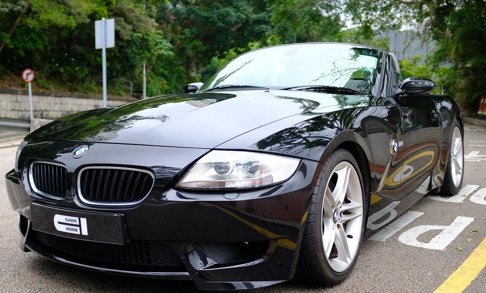 2006 BMW Z4M Roadster Manual