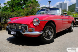 MGB MKII Roadster | SOLD