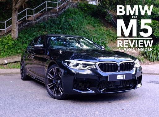 Test Drive Report Vol. 9 | 2018 BMW F90 M5