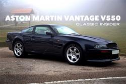 Aston Martin Vantage V550 | SOLD