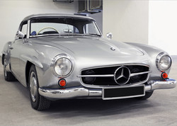 Mercedes-Benz 190SL Roadster | SOLD