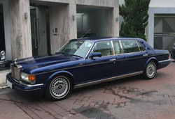 Rolls-Royce Silver Spur Division Park Ward   SOLD