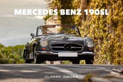 Mercedes Benz 190SL | $2.48M HKD