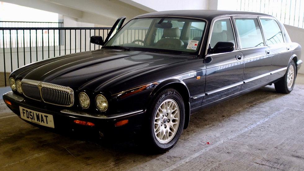 Daimler X308 6 Doors Limousine by Eagle