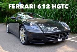 Ferrari 612 Scaglietti HGTC | SOLD
