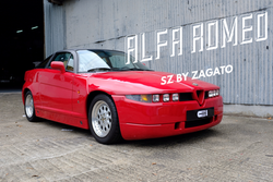 Alfa Romeo SZ Sprint Zagato | SOLD