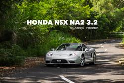 Honda NSX NA2 3.2 6 Speed Manual   SOLD