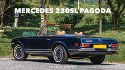Mercedes 230SL Pagoda Automatic | #SOLD