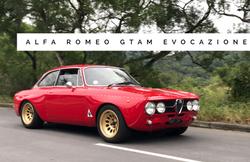 Alfa Romeo GTAM Evocazione | SOLD