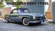 1960 Mercedes Benz 190SL | $2.78M HKD