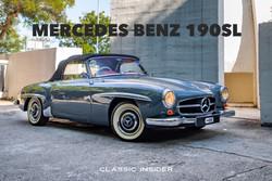 Mercedes Benz 190SL | $2.78M HKD