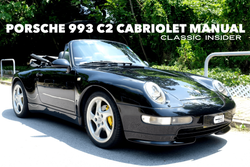 Porsche 993 C2 Cabriolet Manual | N/A