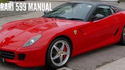 Ferrari 599 Manual HGTE | #SOLD