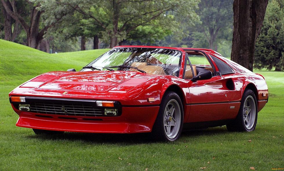 1985 Ferrari 308 GTS QV Manual