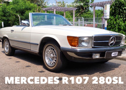 Mercedes Benz R107 280SL | #SOLD
