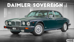 Daimler Sovereign | $260K HKD