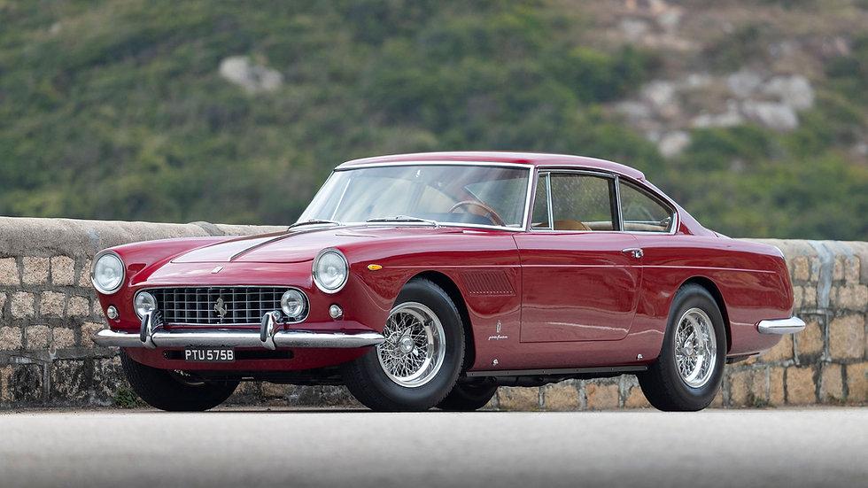 1962 Ferrari 250 GTE Classiche Certified