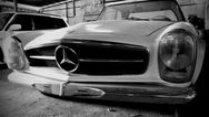 Mercedes 230SL Manual Gear LHD #SOLD
