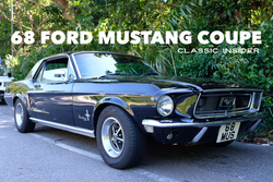 Ford Mustang Coupe | #SOLD