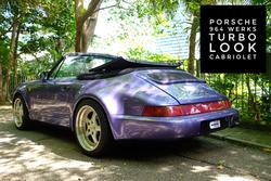 Porsche 964 WTL Cabriolet | SOLD