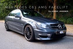 Mercedes AMG C63 Facelift | SOLD