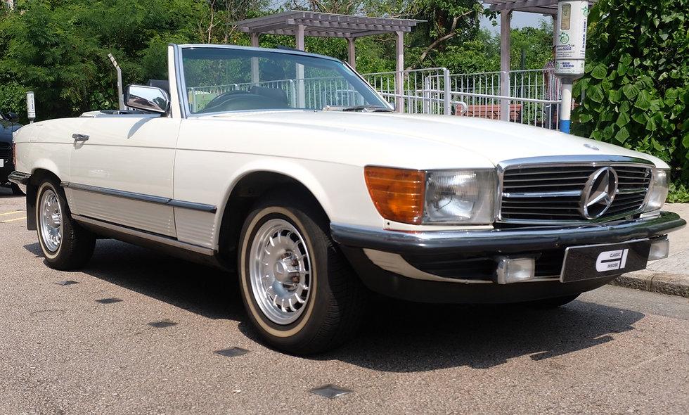 1985 Mercedes Benz R107 280SL
